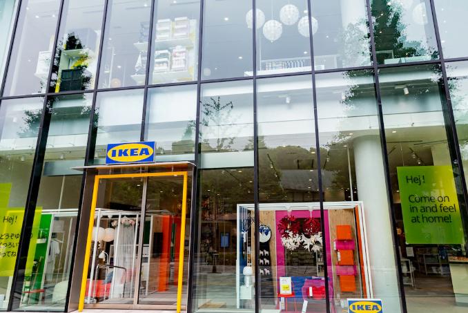 IKEA原宿 6/8オープン。都心型の暮らしに特化したサステナブルで手ごろな商品やソリューションをご用意