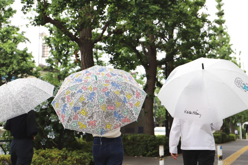 愛着をもって長く使う!消費量を減らしエコに繋がるアートなビニール傘が セブン-イレブン、セブンネットショッピングに登場。