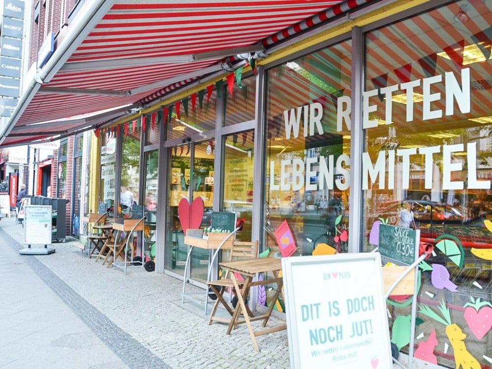 """「フードロス問題」の解決を目指すべく、""""廃棄商品専門スーパー""""がドイツに誕生"""