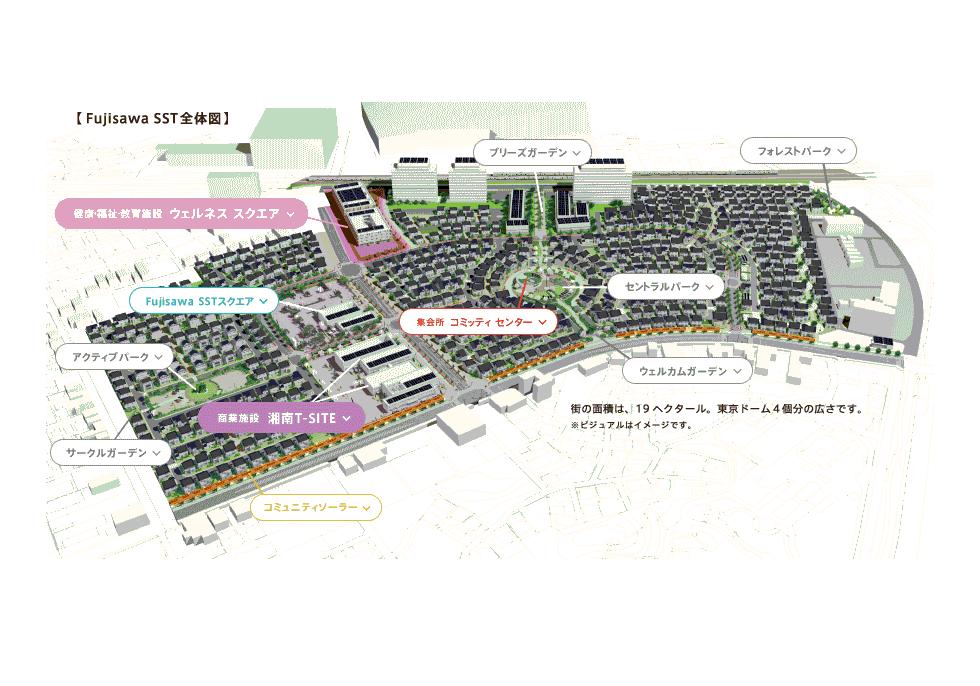"""""""生きるエネルギー""""が生まれる街「Fujisawa SST」から見る持続可能なまちづくり"""