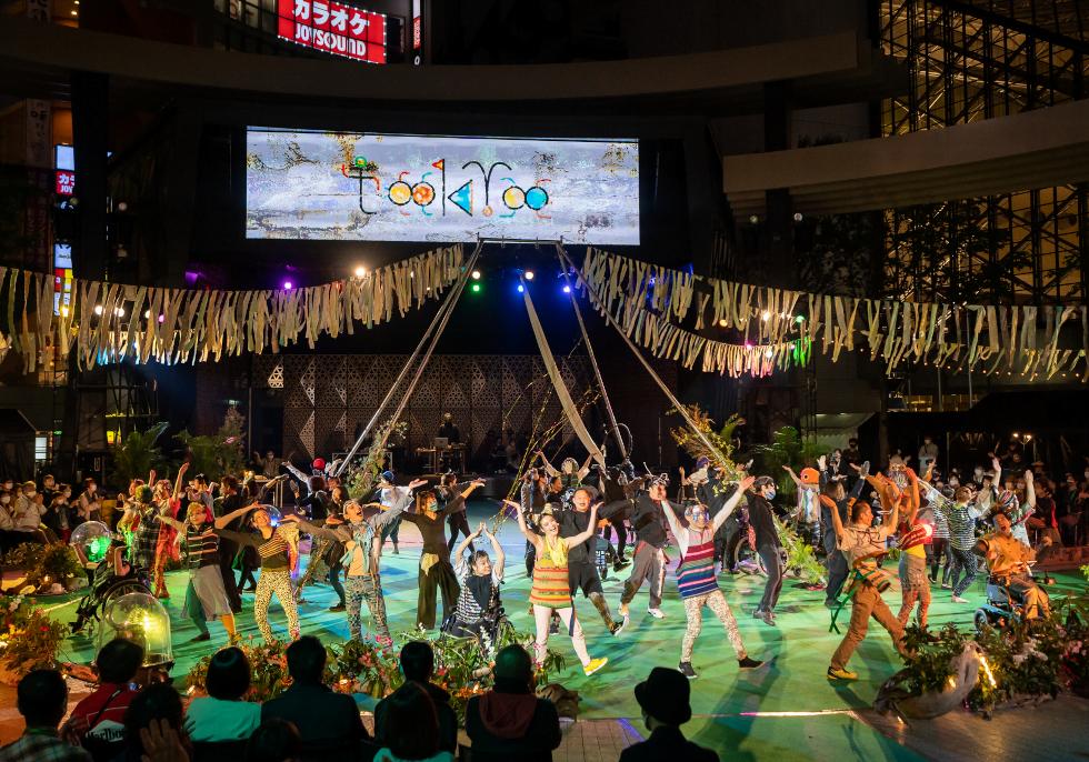 【告知】多様な個性を生かす日本初ソーシャルサーカスカンパニー、無念の中止となった公演を全編オンライン配信!