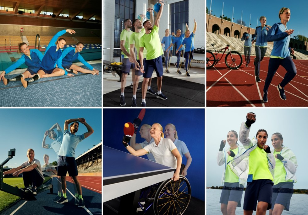 環境に配慮をした新しいスポーツウエア「UNIQLO+」が6月7日(月)より発売