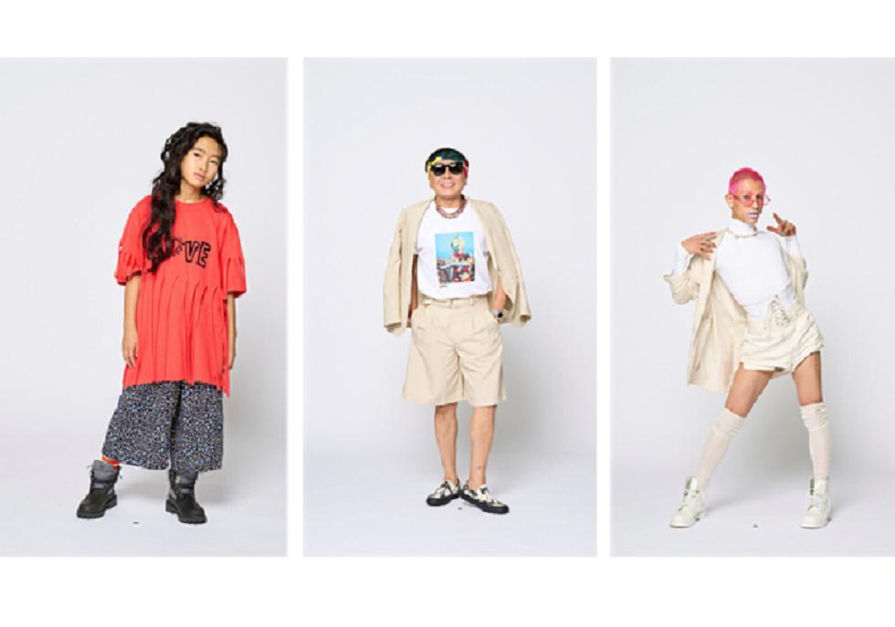 性別や国籍、人種、年齢にもとらわれない「新・ボーダレスファッション」展示を取材!
