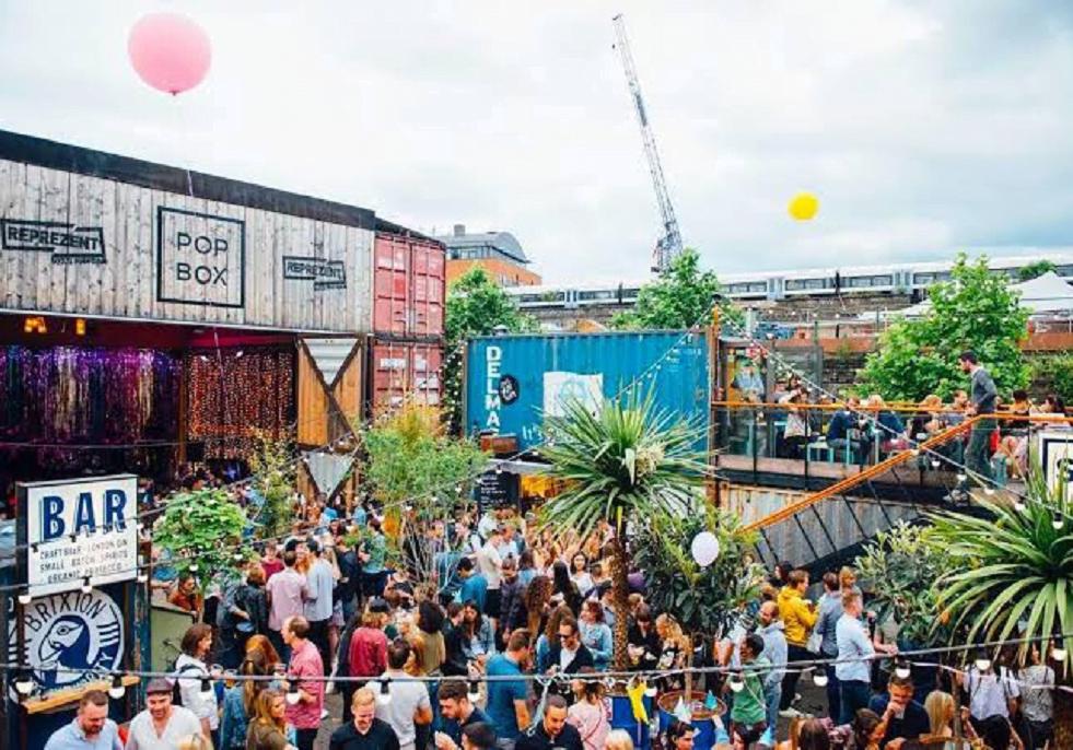 地域と社会の活性化を図る!多様性の街ロンドンに位置する「POP BRIXTON」ってどんな場所?