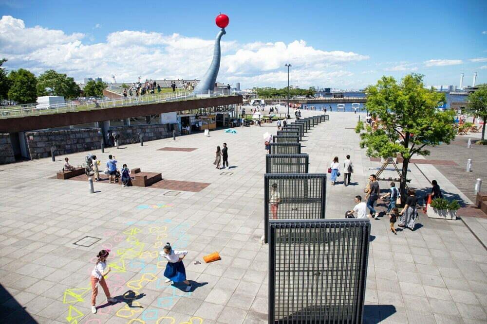 【告知】アート×SDGs発想で楽しく過ごす「FUTURESCAPE PROJECT 2021」が横浜で開催